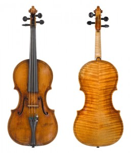 <em>Maggini</em> Violin, c1620